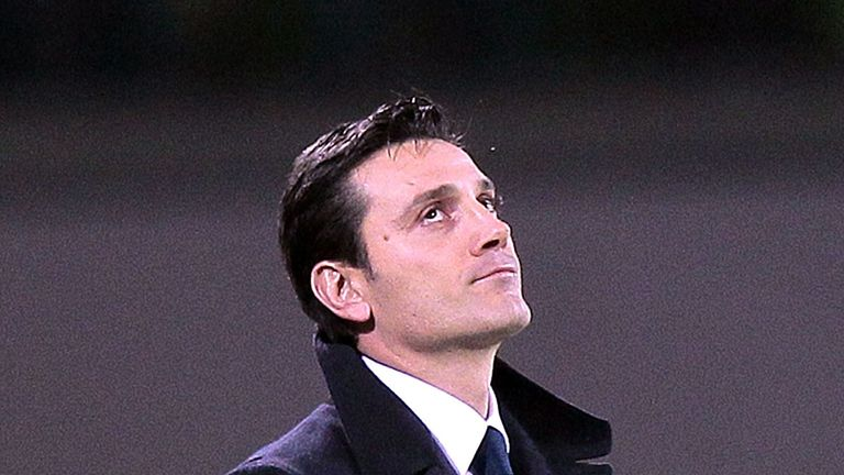 Vincenzo Montella: Preparing Fiorentina for Juventus clash