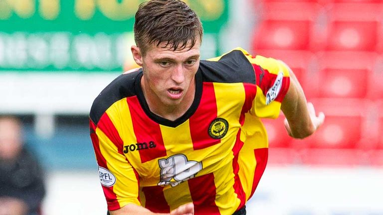Alan Fraser: On-loan teenager handed additional seven-match suspension