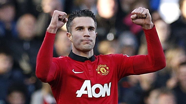 Robin van Persie: Took the decision to leave Arsenal in the summer of 2012