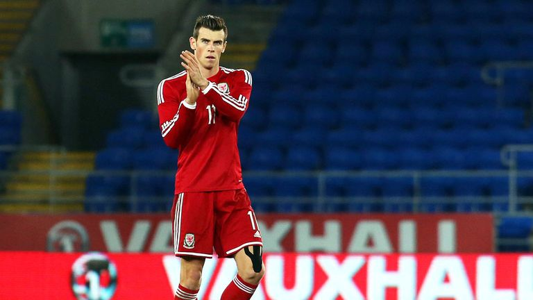 Gareth Bale: Has now returned to full fitness