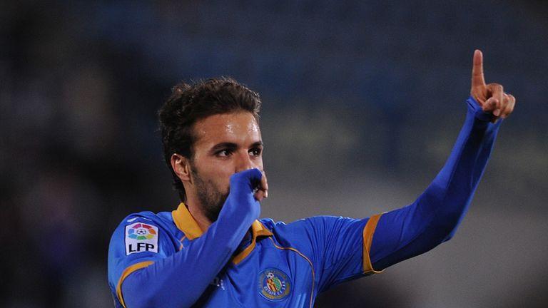 Pedro Leon: Scored the third for Getafe