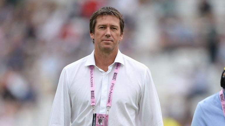 Glenn McGrath: New role with India