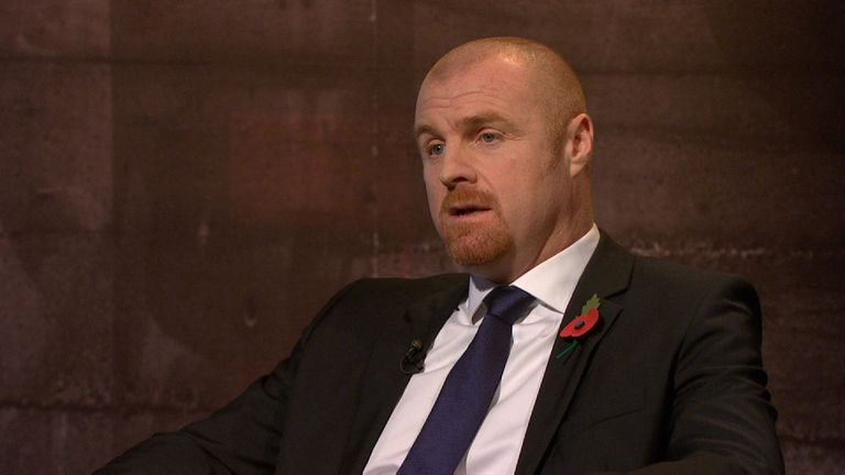 Dyche: turning marginal gains into consistent performance at Burnley