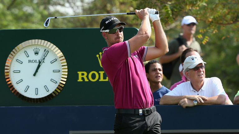 Stenson: Counting down to Race to Dubai glory?