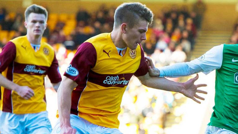 Shaun Hutchinson: Motherwell defender is suspended for Dundee United's visit