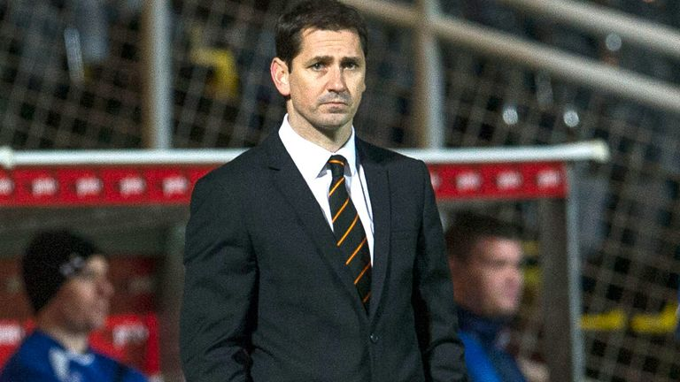 Jackie McNamara: Dundee United boss will take his place on the touchline