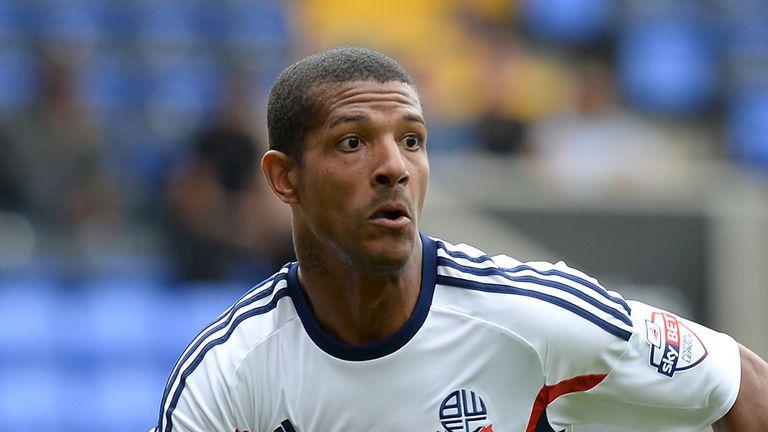 Jermaine Beckford: Scored Bolton's second goal