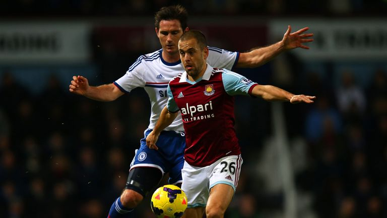 Joe Cole: Was substituted after 40 minutes against former club Chelsea last weekend