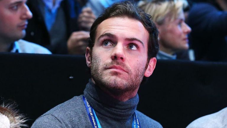 Juan Mata: Chelsea playmaker behind Oscar and Eden Hazard in pecking order