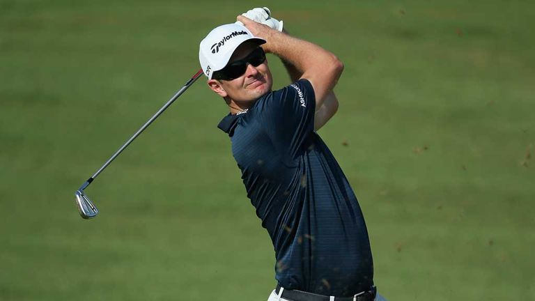 Justin Rose: Needs a top-five finish to have any chance of winning Race to Dubai
