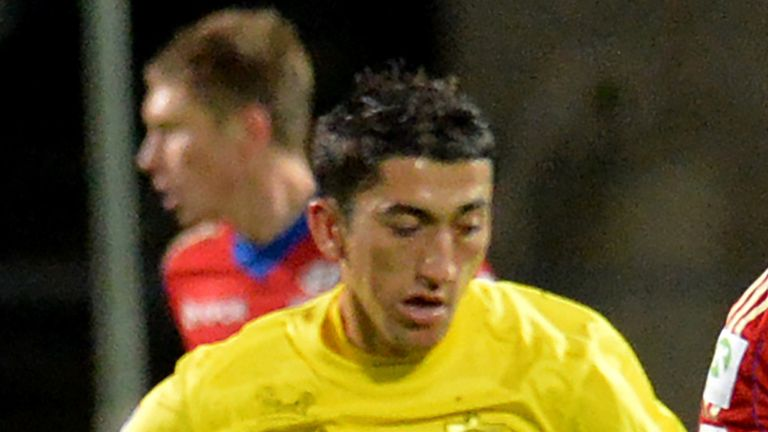 Karlen Mkrtchyan: Scored a late winner