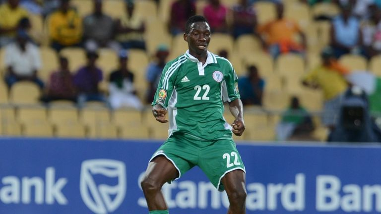 Kenneth Omeruo: Has joined Middlesbrough