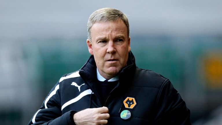 Kenny Jackett: Has helped to get Wolves moving in the right direction