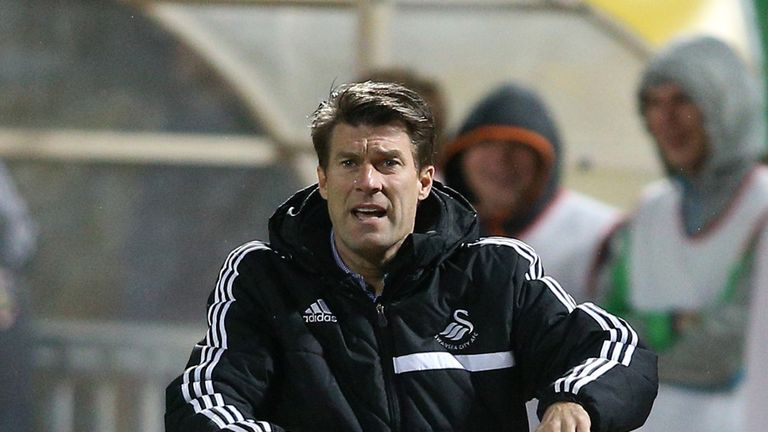 Michael Laudrup: Praised team performance