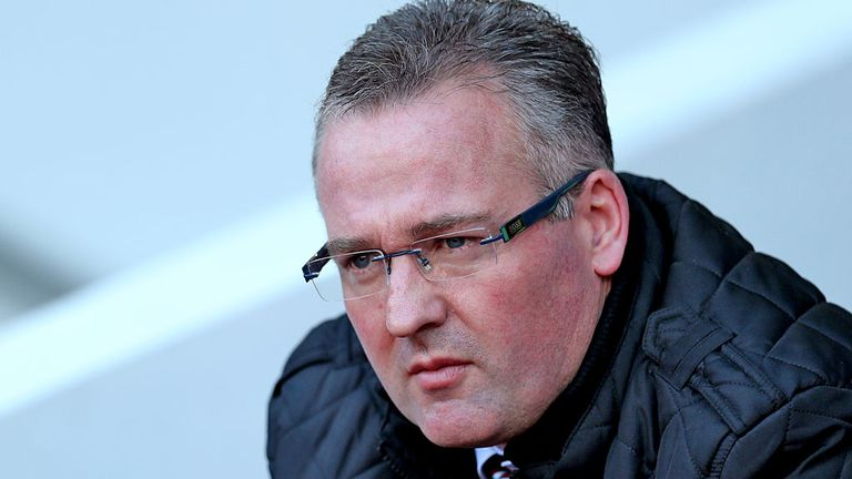 Paul Lambert: Questions importance of FA Cup