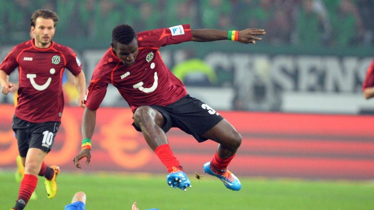 Mame Biram Diouf: Hannover striker is out of contract in the summer