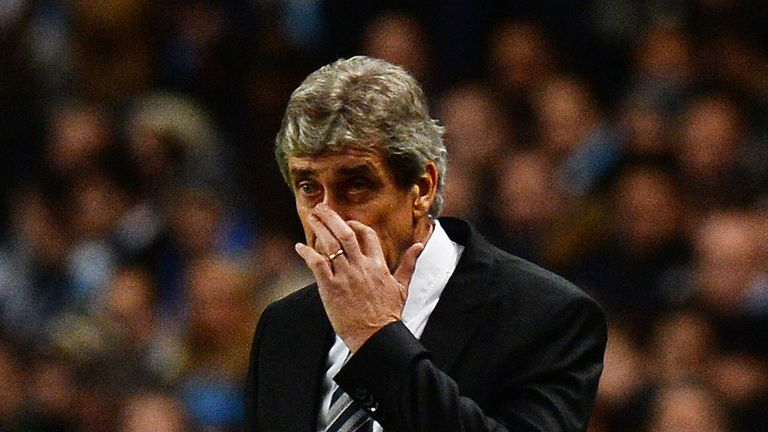 Manuel Pellegrini: Manchester City boss pleased with the win over Swansea
