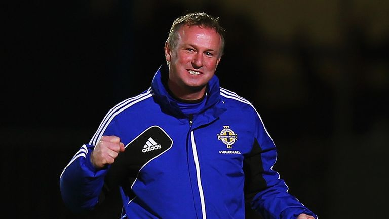 Michael O'Neill: Northern Ireland boss keen to focus on set-piece improvement