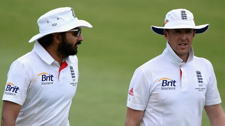 Compton feels Monty Panesar and Graeme Swann can lead England to victory