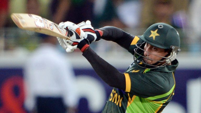Nasir Jamshed: The left-handed batsman has been left out of Pakistan's Twenty20 squad.