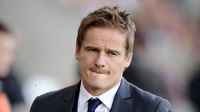 Neal Ardley: Wants a speedy recovery