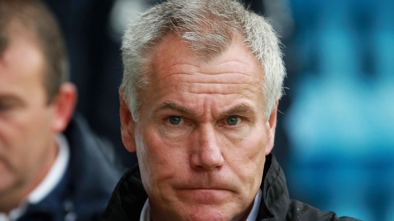 Peter Taylor: 'Everybody seems to be quite comfortable, so we just need another 20-odd points'