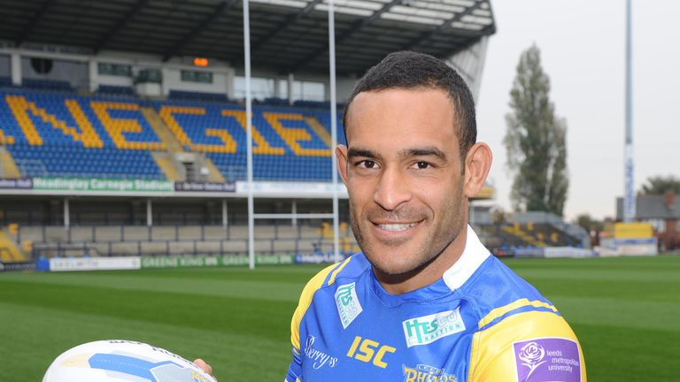 Paul Aiton: Will miss the next three months of the Super League season