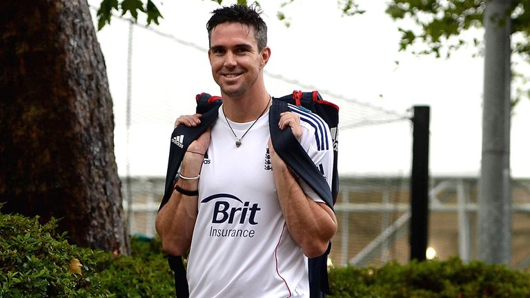 Kevin Pietersen: Fit for final warm-up match at the SCG