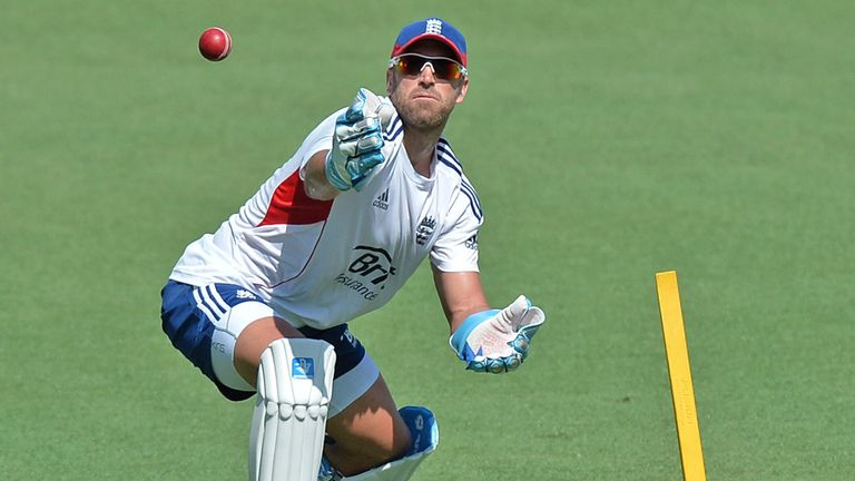 Matt Prior: Fit to keep wicket for England in the opening Test of the series