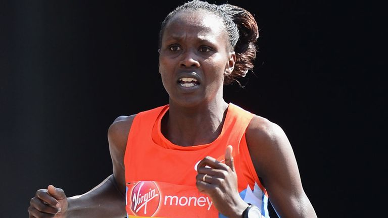 Priscah Jeptoo: Has enjoyed big marathon wins in London and New York during 2013