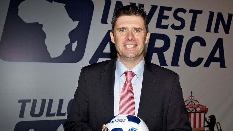 Niall Quinn: Hit out at Paolo Di Canio