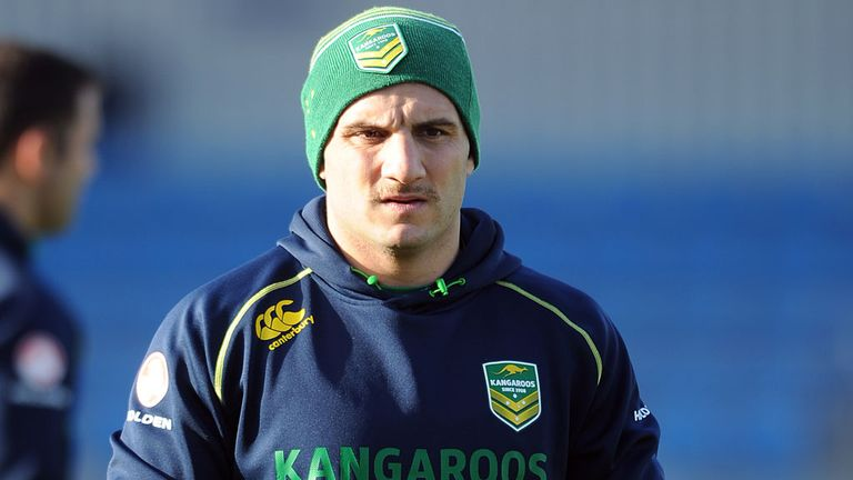 Robbie Farah: No place on the bench for the Australian hooker