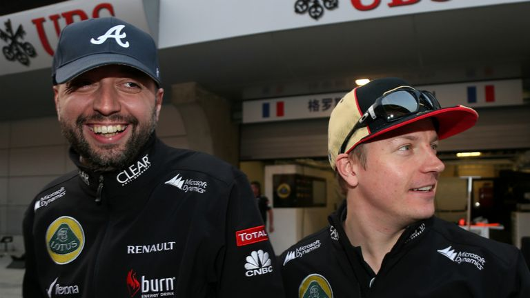 Gerard Lopez: Says Lotus will miss Kimi Raikkonen