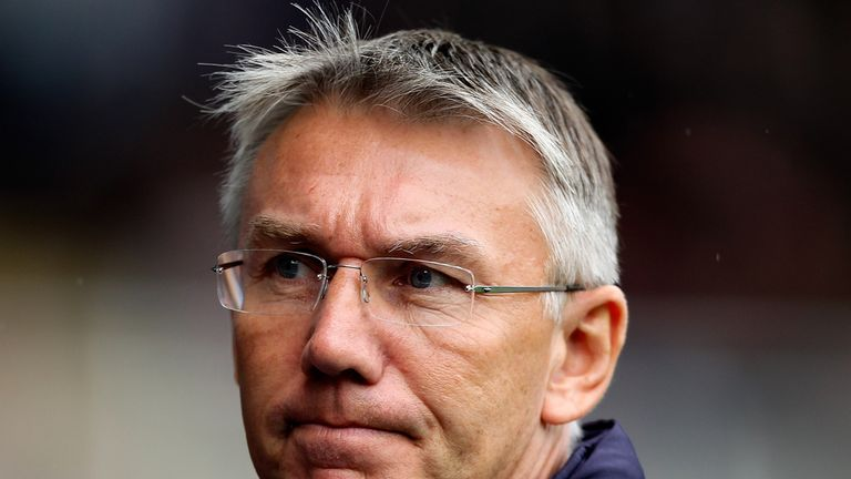 Nigel Adkins: Reading boss pointed to a number of reasons for play-off miss