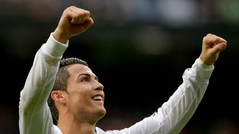 Cristiano Ronaldo: Another hat-trick for Real Madrid