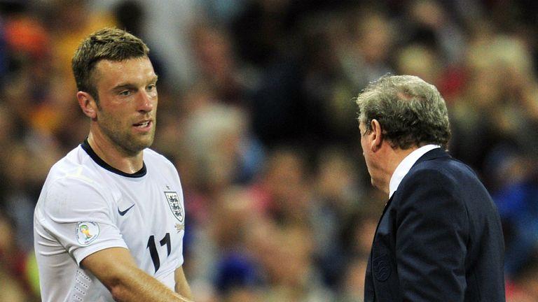 Roy Hodgson: Happy with Rickie Lambert's move to Liverpool
