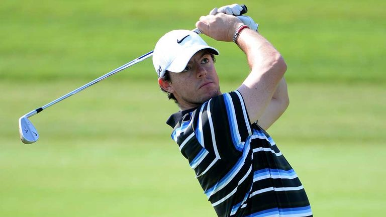 Rory McIlroy: Remaining positive
