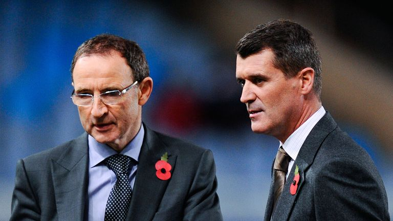 Martin O'Neill: Privileged to be named Republic of Ireland coach