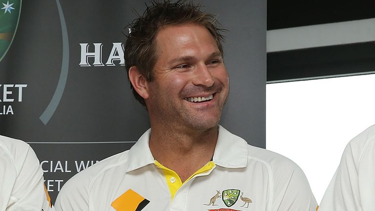 Ryan Harris enjoyed a superb series for Australia in England