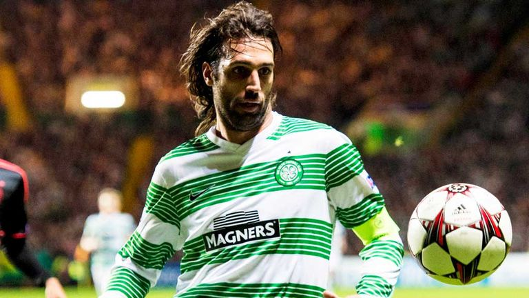 Samaras in line for return against Ajax