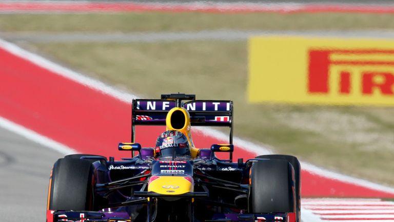 Sebastian Vettel: Fastest in final practice