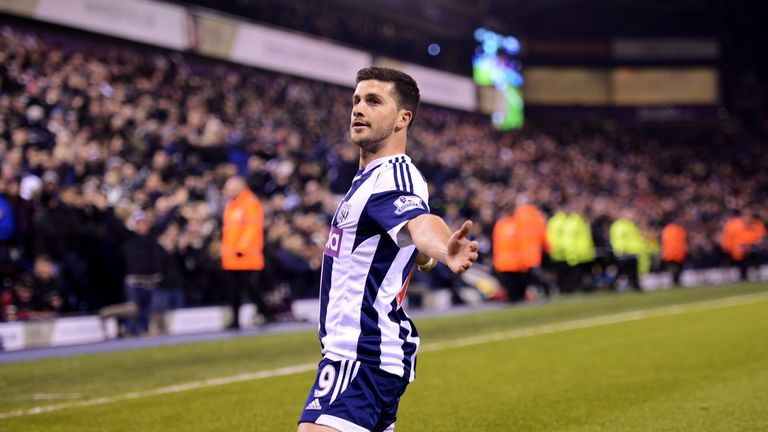 Shane Long: Hull City deny agreeing a deal for West Brom striker