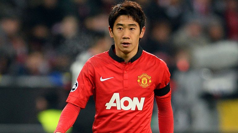 Shinji Kagawa: Aiming to play his way into David Moyes' plans