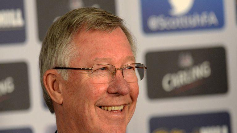 Sir Alex Ferguson: Tough draw for my old team