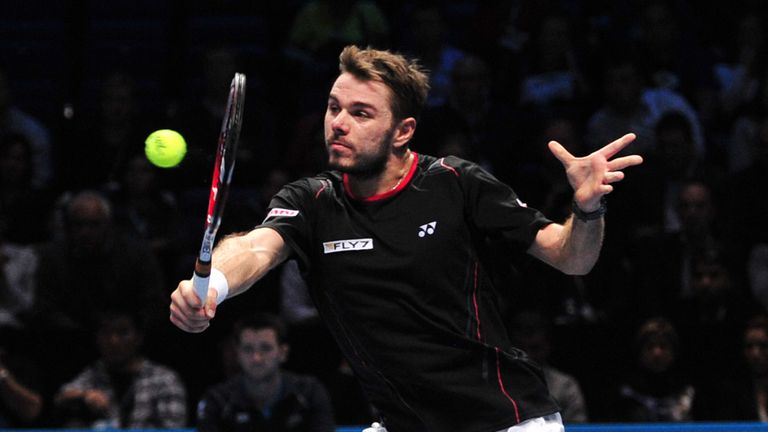 Stanislas Wawrinka: Becomes the fourth Swiss to reach 300 wins on the ATP Tour