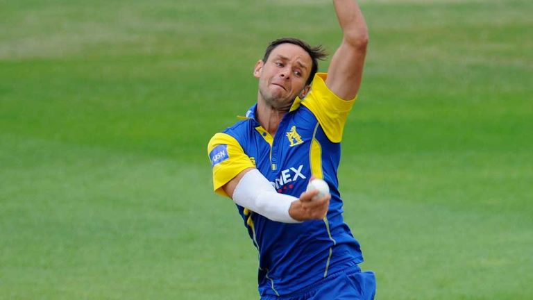 Steffan Piolet: Regarded as Twenty20 specialist