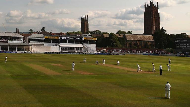 Club officials at Taunton have undertaken a review into Somerset's structure