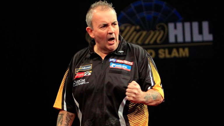 Phil Taylor: Class told as he saw off Gary Anderson 10-5
