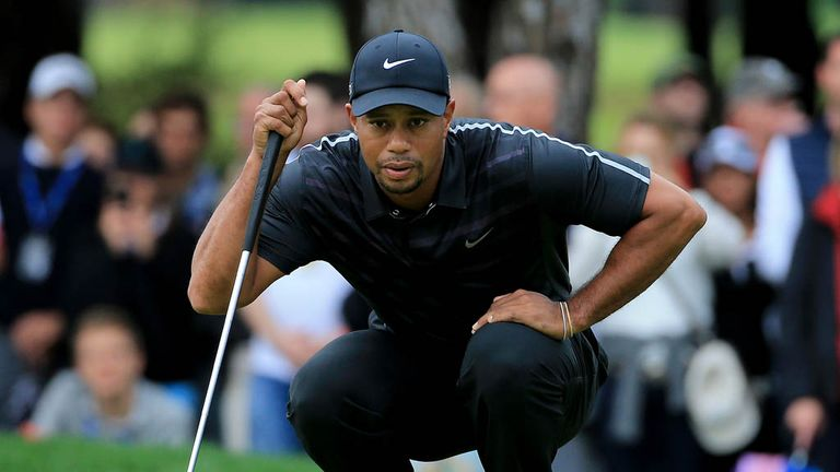 Tiger Woods: 63 moves the world No 1 into contention in Turkey