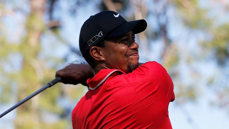 Tiger Woods: Feels his game is in much better shape